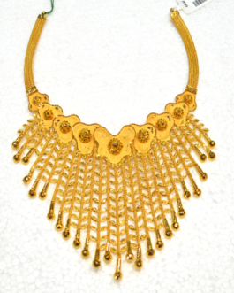 Necklace Gold D3
