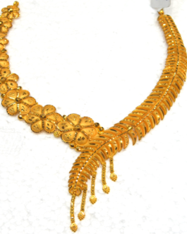 Necklace Gold D2
