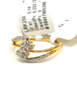 Diamond Ring 18k